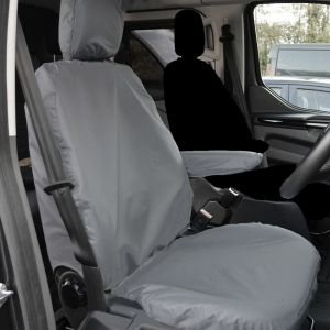 Ford Transit Custom 2012 Tailored Waterpoof Drivers Side Seat Covers Only