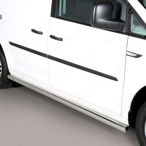 VW Caddy Mk3 Mk4 Side Tubes Bars