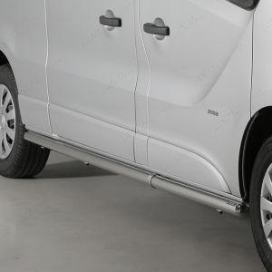 Vauxhall Vivaro 2014-2019 Side Tubes Bars