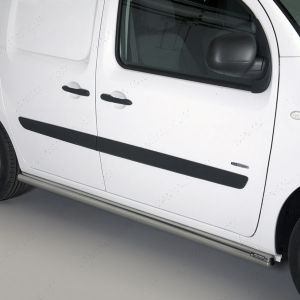 Stainless Steel Side Protection Bars 63mm