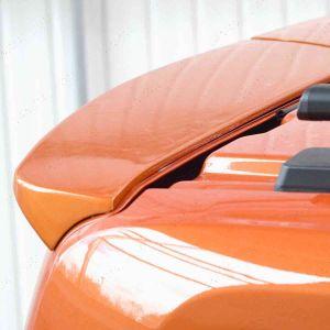 Ford Transit Custom Twin / Barn Door Rear Roof Spoiler 2012-