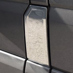 Chrome Fuel Flap Mercedes Sprinter