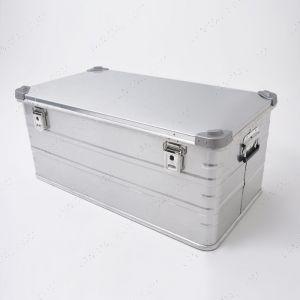 Large Aluminium Storage And Tool Box - L890mm X W490mm X H390mm