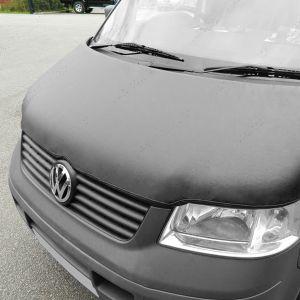 VW T5.1 Transporter And Caravelle Bonnet Bra Leatherette Bonnet Protection