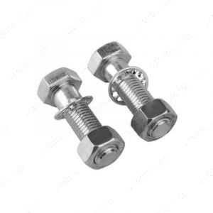 Tow Ball Mounting Nuts And Bolts M16 X 55  (Pair)
