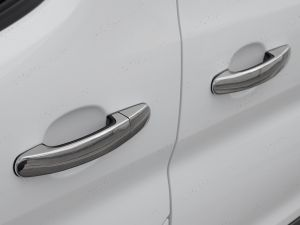 Ford Transit Mk8 Detailing - Stainless Steel Door Handle Cover 4Dr