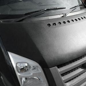 Ford Transit Mk7 Bonnet Bra Leatherette Bonnet Protection