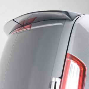 Ford Transit Custom Rear Door Roof Spoiler 2012-