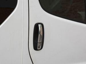 Nissan Primastar 4dr Stainless Steel Door Handle Covers