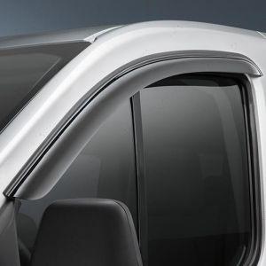 Vauxhall Vivaro Van 2001 To 2013 Window Door Visors Front Pair