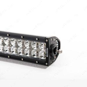 "40"" LED Predator Vision Double Row Curved Light Bar 400W"