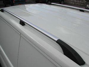 Renault Trafic 2001-2014 LWB Alloy Roof Rails