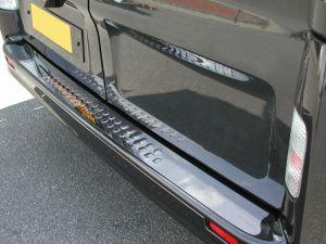 Primastar Stainless Steel Rear Bumper Trim