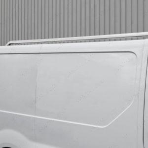 Vauxhall Vivaro SWB Stainless Steel Roof Rail Styling Bars