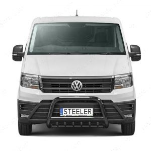 VW Crafter Black Front A-Bar 2017-