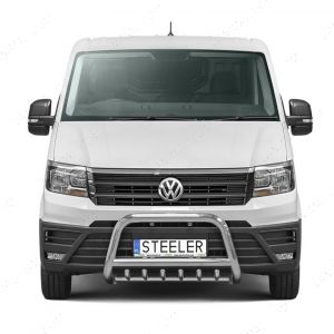 VW Crafter Polished Front A-Bar 2017-