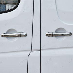 Volkswagen Crafter Chrome Door Handle Covers (set of 4 covers)