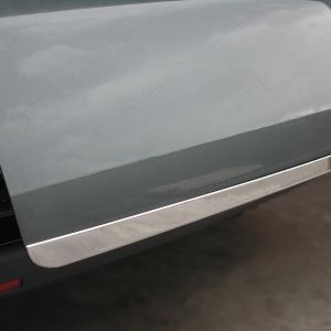 VW Multivan T5 2003-2010 Stainless Steel Tailgate Lip
