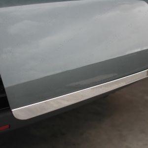 VW Transporter T5.1 2010-2015 Stainless Steel Tailgate Trim