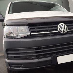 Volkswagen Transporter T6.1 2015 on Bonnet Guard