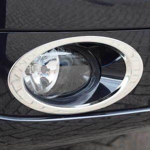 VW Transporter T5 2010-2015 Stainless Steel Fog Light Trim