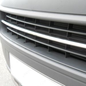VW Transporter T5 Lower grille trim in chrome