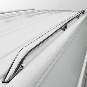 VW Transporter T5 T5.1 T6 T6.1 SWB Stainless Steel Roof Rails