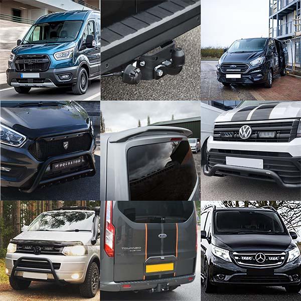 5 Popular Van Accessories for Winter 2021