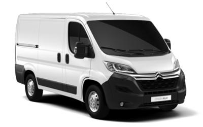 Citroen Relay Van Accessories and Upgrades