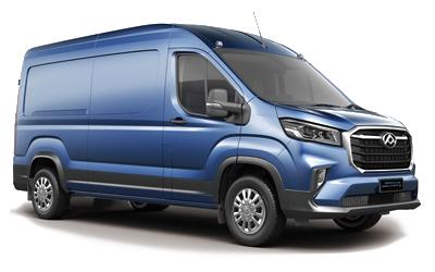 Maxus Deliver 9 Van Accessories and Upgrades