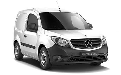 Mercedes Citan Van Accessories and Upgrades