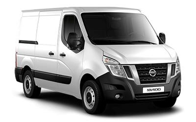 Nissan NV400 Van Accessories and Upgrades