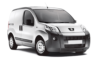 Peugeot Bipper Van Accessories and Upgrades