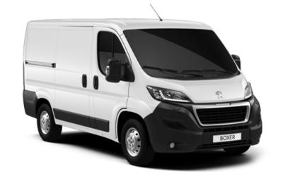 Peugeot Boxer Van Accessories and Upgrades