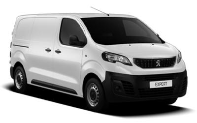 Peugeot Expert Van Accessories and Upgrades