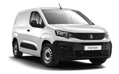 Peugeot Partner Van Accessories and Upgrades