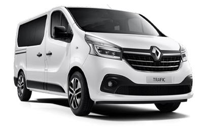Renault Trafic Van Accessories and Upgrades