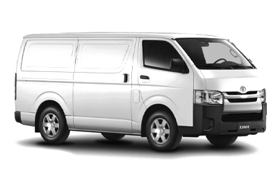 Toyota HiAce Van Accessories and Upgrades