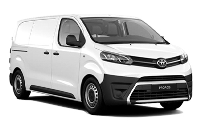 Toyota ProAce Van Accessories and Upgrades