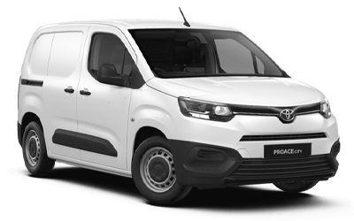 Toyota ProAce City Van Accessories and Upgrades