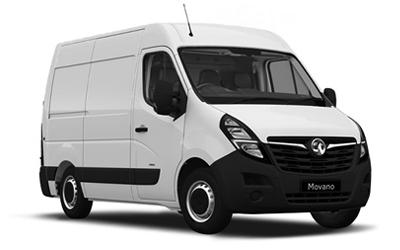 Vauxhall Movano Van Accessories and Upgrades