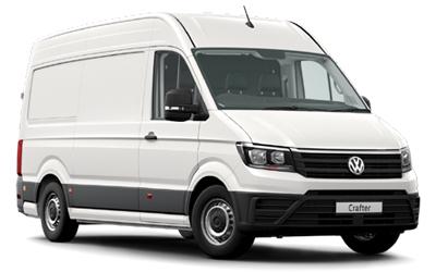 Volkswagen Crafter Van Accessories and Upgrades