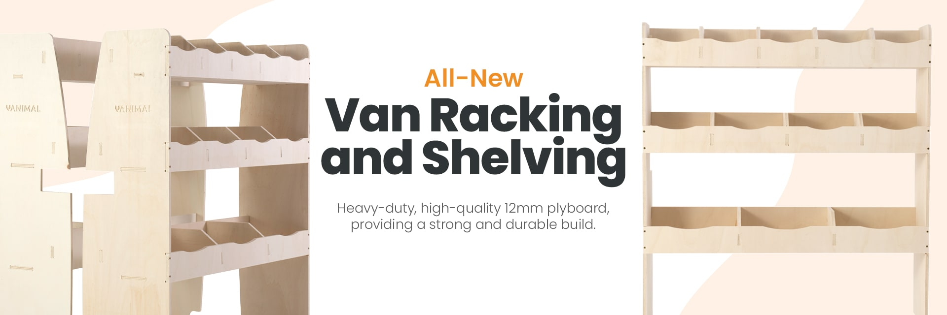 Van racking and shelving solutions